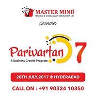 Parivartan 7 Hyderabad
