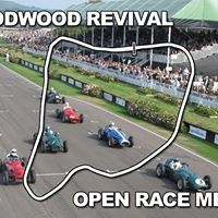 Open Race Meeting - Goodwood [15 Spaces Available]