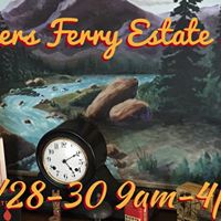 Harpers Ferry Artist Estate Yard and Tool Sale
