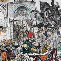 Al Maqma Al Mosuliya by Abed Al Kadiri at BAF