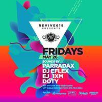 Hard Rock Fridays with Parradax 526