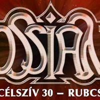 Ossian - Paksi 60  Aclszv 30  Rubcsics - Paksi 20