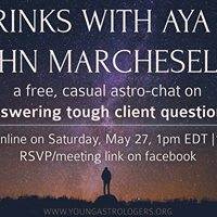 Drinks with AYA Answering Tough Astro Questions with John