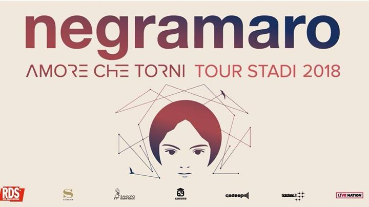 Negramaro in concerto a Messina