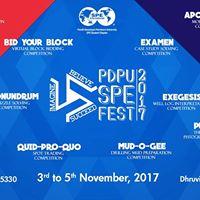 PDPU SPE Fest17