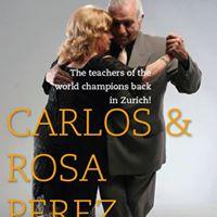 CAT workshops with Carlos &amp Rosa PEREZ 27-29 october 2017