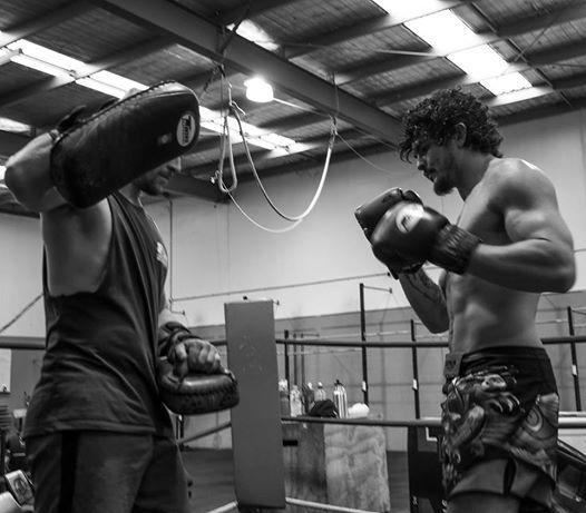 Beginner Muay Thai Intake