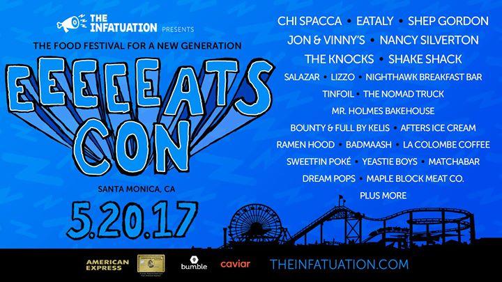 Eeeeeeatscon The Food Festival For A New Generation