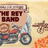 The Rey Band  Dom. 2409 en San Pedro Country Music Festival