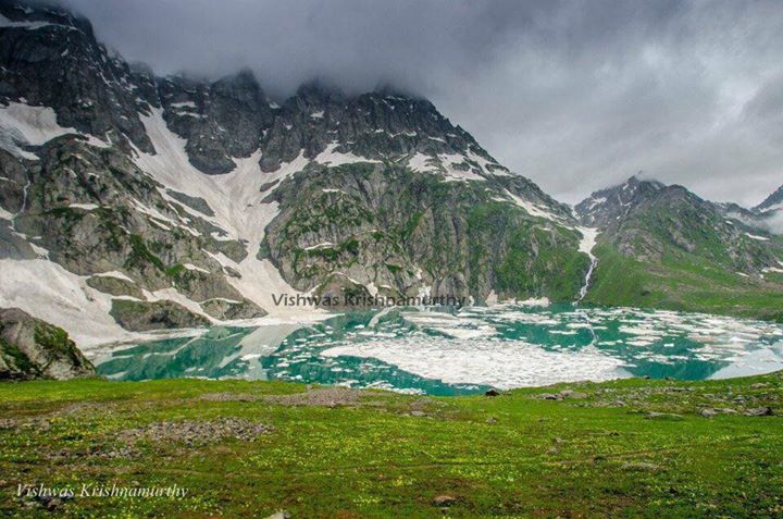 Great Lakes of Kashmir Batch 1 - July 13-22 2018