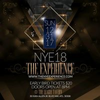 NYE18 The Experience