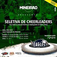 Seletivas Cheerleaders