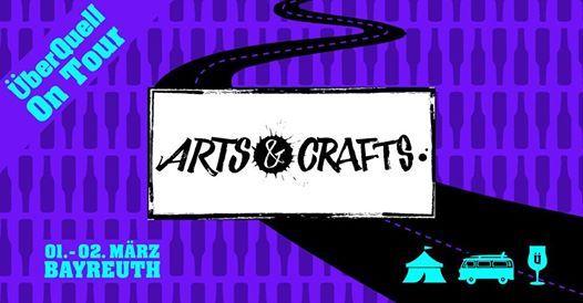 berQuell on Tour x Arts & Crafts