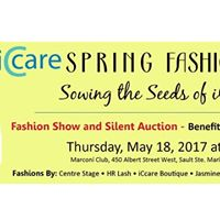 ICcare Spring Fashion Show in Support of Sault Area Hospital