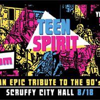 Teen Spirit 1 Year Anniversary Show