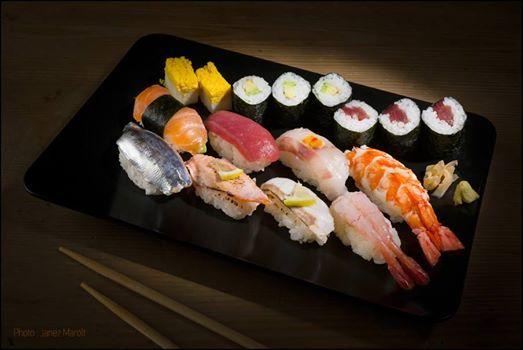 Sushi delavnica  Sushi workshop