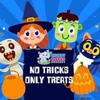 Toddlers Halloween Party