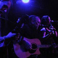 Chris Treebeard acoustic session featuring Paul Pearson
