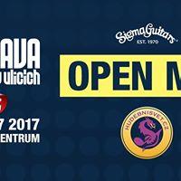 Festival v ulicch - Scna Open Mic