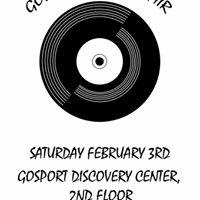 Gosport Record Fair  Gosport Discovery Centre