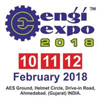 EngiExpo-2018 Engineering Exhibition Ahmedabad