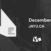JAYUs 6th annual Human Rights Film Festival