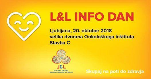 L&L INFO DAN za bolnike s krvnimi raki in njihove svojce