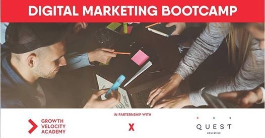 Digital Marketing Bootcamp