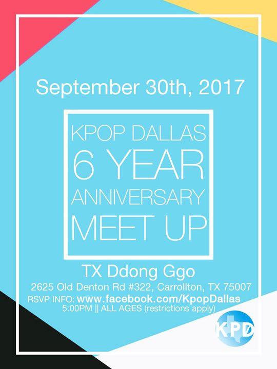 KPOP MEET UP 2017