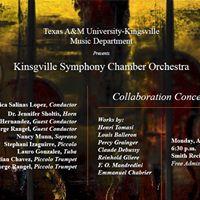 Kingsville Symphony Chamber Orchestra