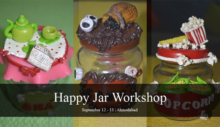 Happy Jar Workshop