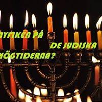 Vrens bibelstudier - Nyfiken p de judiska hgtiderna