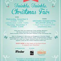 Twinkle Twinkle Christmas Fair