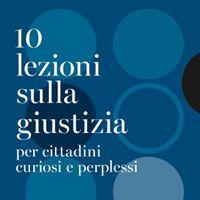 Francesco Caringella presenta 10 lezioni sulla giustizia