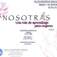 Taller Gratuito Nosotras Una Ruta De Apendizaje Para Mujeres