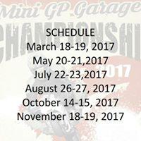 Mini GP Garage Championship 2017 By Harlan Fadillah