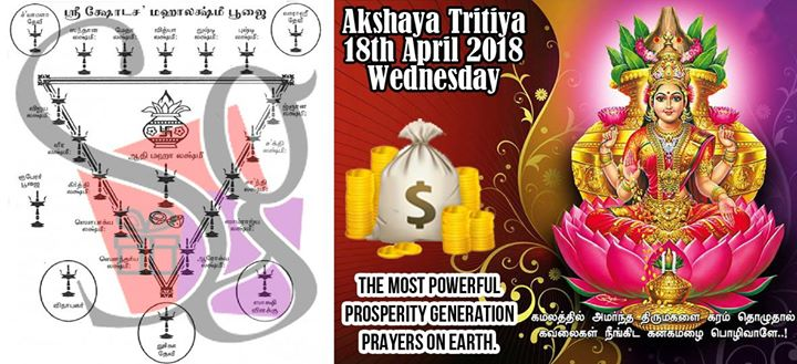 Akshaya Tritiya 2018 - Most Powerful Wealth Generating Prayers