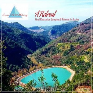 Final Relaxation Camping &amp Retreat in Naher el litane