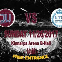 JU Hockey vs KTH Stockholm