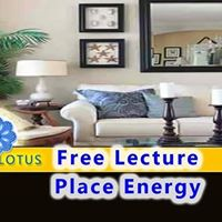 Free Lecture Place Energy