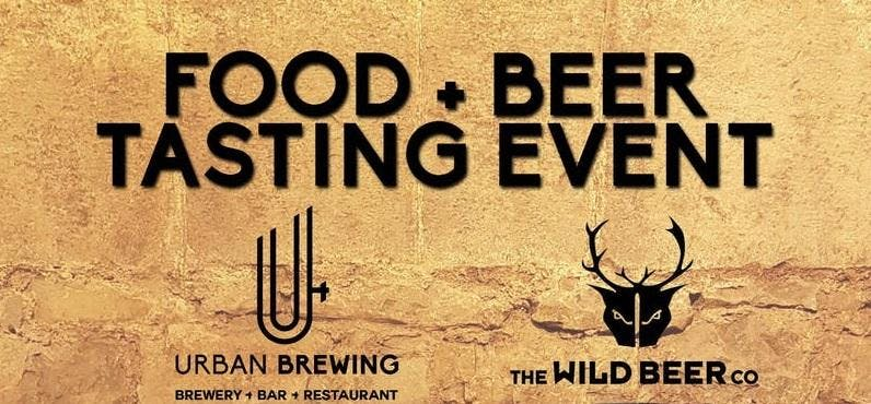 Food & Beer Tasting Event with Wild Beer Co.