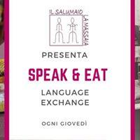 Speak &amp Eat - Language Exchange