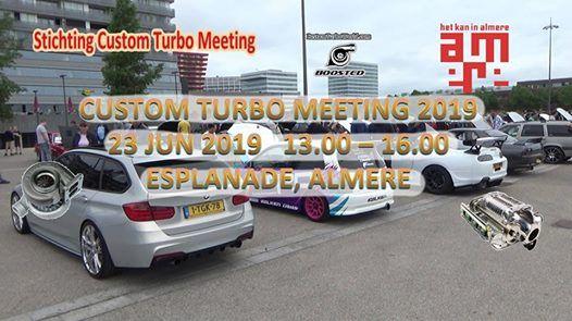 Custom Turbo Meeting 2019