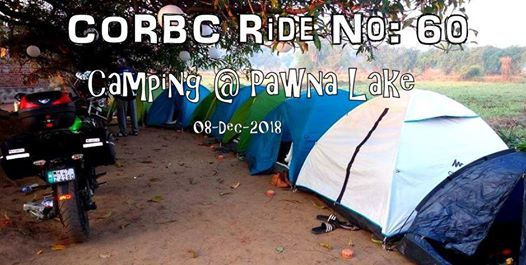 CORBC Ride No 60 The Winter Camping