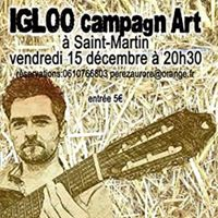 Concert Igloo CampagnART