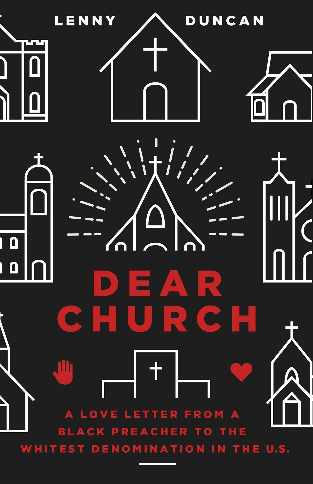 Dear Church Book Tour