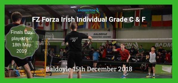 FZ Forza Irish Individual Grade C &F