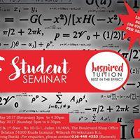 Fantastic Student Seminar Mathematics UPSR