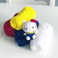 Hello Kitty Amigurumi Workshop 4.1 (Full)