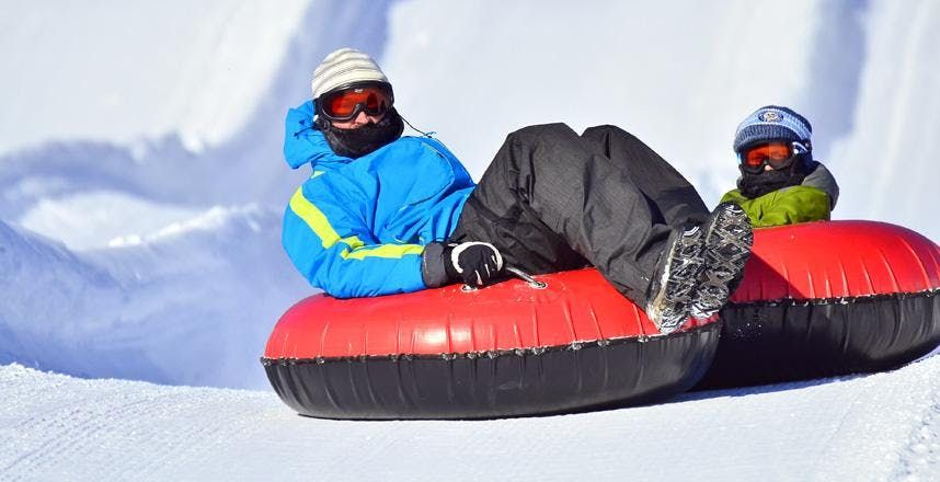 Autism Ontario - Family Tubing At Chicopee - Kitchener (Ages 4 and up)
